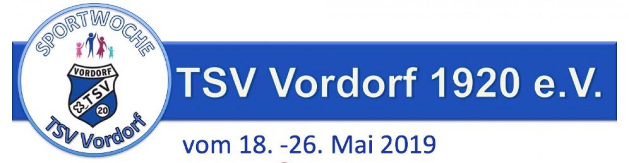 TSV Vordorf von 1920 e.V.
